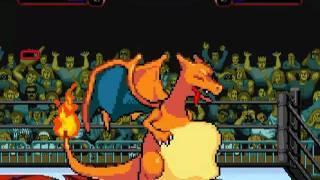 Download TheMattalocalypse Random Mugen Battle - 534 - Charizard VS. Megazord Video