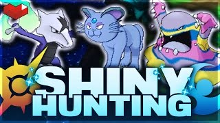 Download LIVE SHINY HUNTING - Pokemon Sun and Moon! [SPOILER FREE!] ALOLAN FORM HUNTING! Video