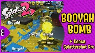 Download Booyah Bomb is SUPER FUN - Splatoon 2 4.1.0 Update Video
