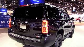 Download 2018 Chevrolet Tahoe Z71 Limited Luxury Features | Exterior and Interior | First Look HD Video