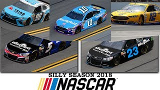Download NASCAR 2018 SILLY SEASON RUMORS AND PREDICTIONS Video