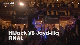 Download HIJack vs Jayd-illa [finals] // .stance x UDEFtour.org // Shadow Styles 5 Video