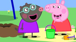 Download Peppa Pig English Episodes 🎄New Friend! Molly Mole 🎄 Peppa Pig Christmas | Peppa Pig Official Video