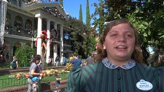 Download Haunted Mansion Maid - Disneyland Resort Cast Member Profile #2 Video