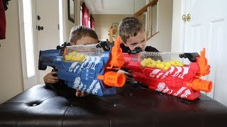Download Nerf War: The Ultimate Fort 3 Video