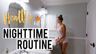 Download My Real HEALTHY Fall Nighttime Routine 2017 Video