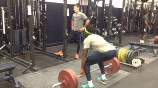 Download Track Fall Weight room Video