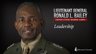 Download Lieutenant General Ronald Bailey (USMC) on Leadership Video
