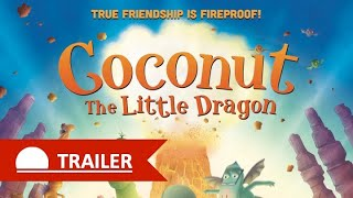Download 3D COCONUT THE LITTLE DRAGON Video