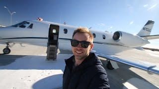 Download Chartering Private vs. Flying Commercial Video