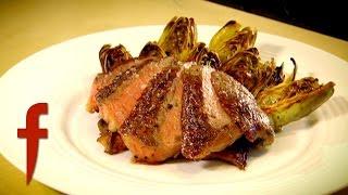 Download Rib-Eye Steak with Grilled Artichokes | Gordon Ramsay's The F Word Season 3 Video