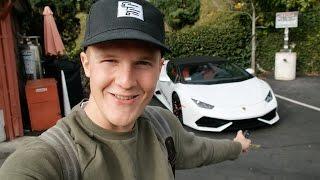 Download Back In LA With A Lamborghini Video