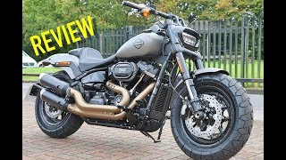 Download 2018 Fat Bob 114 ci Review - Harley Davidson Video
