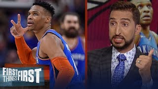 Download Russell Westbrook trade to the Miami Heat makes sense - Nick Wright | NBA | FIRST THINGS FIRST Video