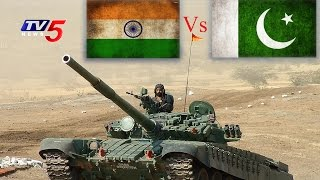Download Military Strength Comparison | Indian Army vs Pakistani Army | Telugu News | TV5 News Video