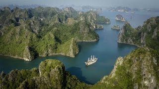 Download Halong Bay From The Sky Video