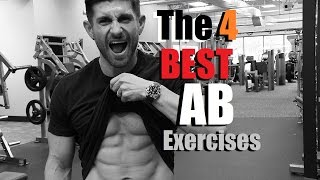 Download 4 BEST Ab Exercises To Get Your Abs To Show | My Go-To Ab Routine Video