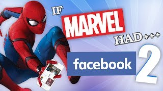 Download IF MARVEL HAD FACEBOOK 2 Video