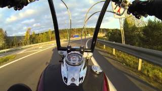 Download Ride to work with my Yamaha XVS 650 Dragstar Video