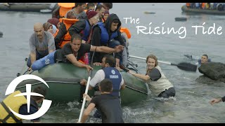 Download The Rising Tide: Europe's Refugees Wash Ashore in Greece Video
