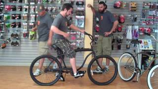 Download Appropriate beach cruiser bicycle sizing for men Video