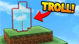 Download BEST MINECRAFT BED WARS INVISIBLE TROLL! Video