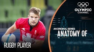 Download Anatomy of A Rugby Player: How Strong Is Olympic Medallist Tom Mitchel? Video
