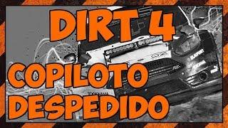 Download DIRT 4 MODO CARRERA #13 Copiloto, estas despedido! Video