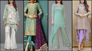 Download New Pakistani Dresses Designs for Girls 2017 | Party wear / Bridal wear dresses for women 2017 Video