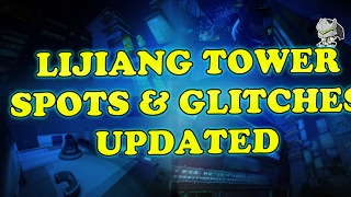 Download Overwatch - Spots & Glitches #16 - Lijiang Tower *UPDATED* Video
