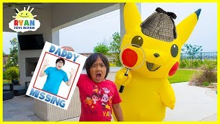 Download Pokemon Detective Pickachu and Ryan finds Daddy!!! Video