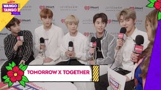 Download Tomorrow X Together Shares What It Was Like Performing At Wango Tango Video