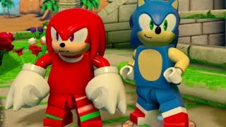 Download LEGO Dimensions - Sonic Adventure World - All Quests (Tails, Knuckles, Shadow, Amy, Big, Dr. Eggman) Video
