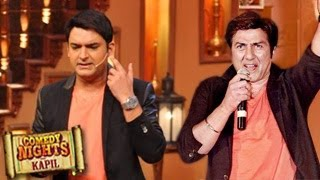 Download Comedy Nights with Kapil SUNNY DEOL SPECIAL in Comedy Nights 3rd November 2013 FULL EPISODE Video