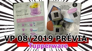 Download VP 08/2019 PRÉVIA TUPPERWARE Video