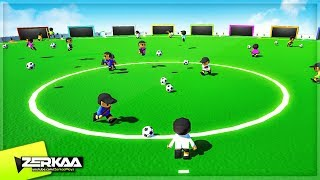 Download New FOOTBALL BATTLE ROYALE Game! (Soccer Battle Royale) Video