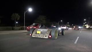 Download OUR RAT RODS OUT CRUISING AFTER RUN TO THE SUN 2019 CAR SHOW Video