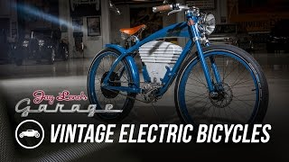 Download Vintage Electric Bicycles - Jay Leno's Garage Video