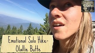 Download Emotional Solo Hike | Olallie Butte Video