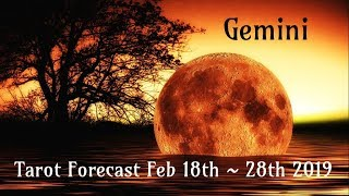 Download Gemini ~ Spirit Totally Has Your Back! ~ Feb 18th - 28th Video