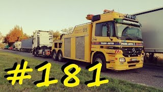 Download Český Truckvlog #181 - ,,Rozbil jsem to??? / Turbodmychadlo v háji??? / Odtah tahače,, Video