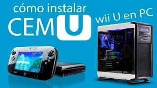 Download Cómo jugar juegos de Wii U en PC con CEMU   Tutorial en español Video