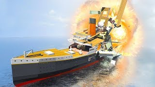 Download DESTROY THE TITANIC | Disassembly 3D Video