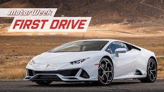 Download 2019 Lamborghini Huracan EVO | MotorWeek First Drive Video