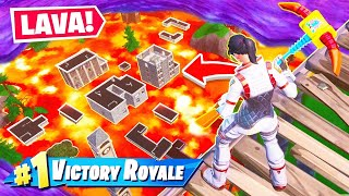 Download FLOOR IS LAVA LTM *NEW* Game Mode in Fortnite Battle Royale Video