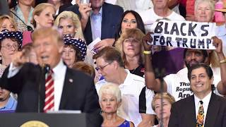 Download The man behind the 'Blacks for Trump' signs has an interesting past Video