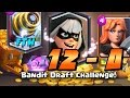 Download WE GOT THE BANDIT! Amazing Sparky MVP - Clash Royale Video
