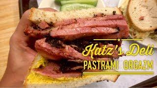 Download Katz's Delicatessen New York: Best Pastrami and Reuben Sandwich in the World! Video