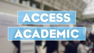 Download Access Academic at #LBF18 Video