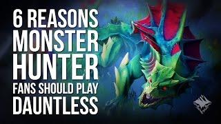 Download 6 Reasons Monster Hunter Fans Should Play Dauntless Video